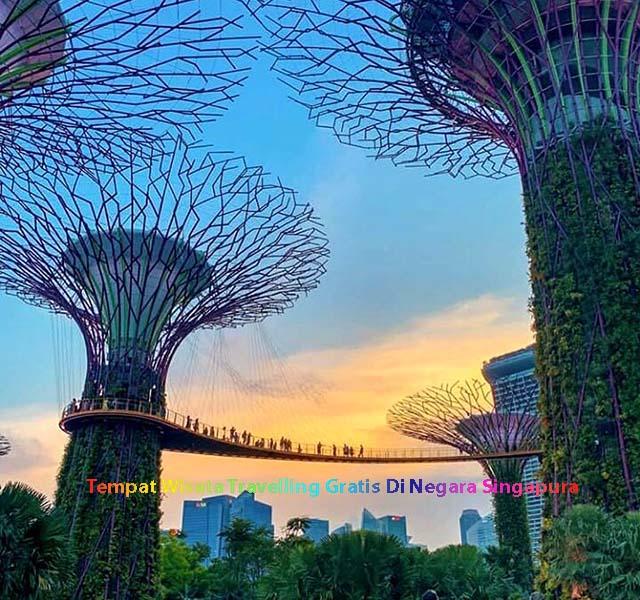 Tempat Wisata Travelling Gratis Di Negara Singapura
